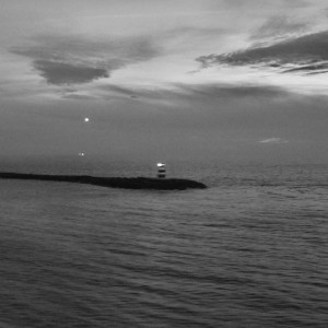 DAKOTA SUITE/VAMPILLIA: The Sea Is Never Full LP
