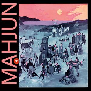 MAHJUN: Mahjun (1974) LP