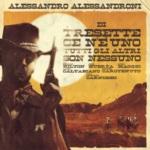 ALESSANDRO ALESSANDRONI: Di Tresette Ce N'e Uno, Tutti Gli Altri Son Nessuno LP
