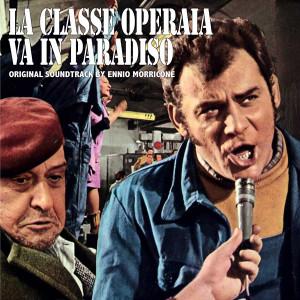 ENNIO MORRICONE: La Classe Operaia Va In Paradiso LP