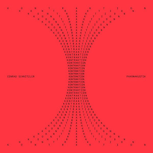 CONRAD SCHNITZLER & PHARMAKUSTIK: Kontraktion (Clear Vinyl) LP