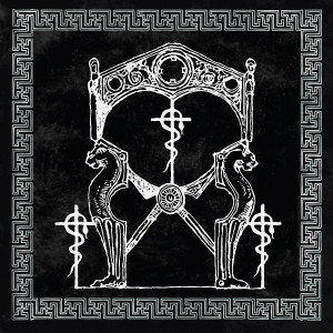 BURIAL HEX: Throne CD