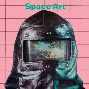 SPACE ART: Trip In The Center Head LP+CD