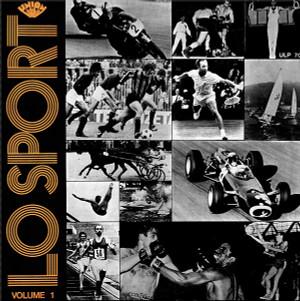 REMIGIO DUCROS/DANIELA CASA/GIAN PIERO RICCI: Lo Sport Volume 1 2LP