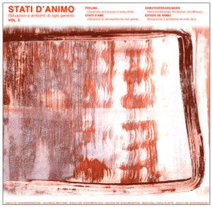 NICO FIDENCO: Stati D'animo Vol.2 LP