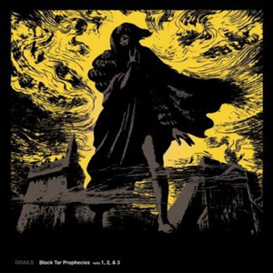 GRAILS: Black Tar Prophecies Vol's 1, 2, & 3 (Reissue) LP