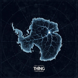 ENNIO MORRICONE: The Thing (1982 Original Soundtrack) LP