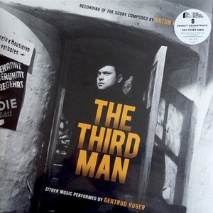 ANTON KARAS: The Third Man (Original Soundtrack) LP