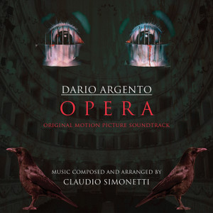 CLAUDIO SIMONETTI: Opera (Dario Argento) 30th Anniversary Edition Colored Vinyl LP