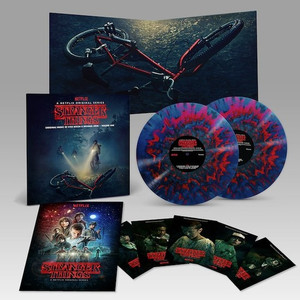 KYLE DIXON & MICHAEL STEIN: Stein Stranger Things Collector's Edition, Vol. 1 2LP