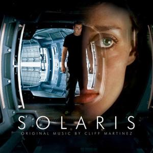 CLIFF MARTINEZ: Solaris (Clear) LP