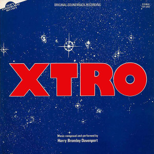 XTRO (Original Soundtrack) LP