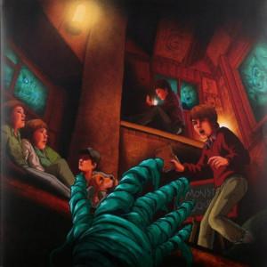 BRUCE BROUGHTON: The Monster Squad (1987 Original Soundtrack) 2LP