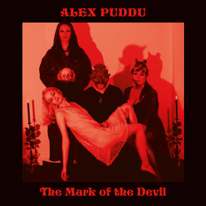 ALEX PUDDU: The Mark of The Devil LP