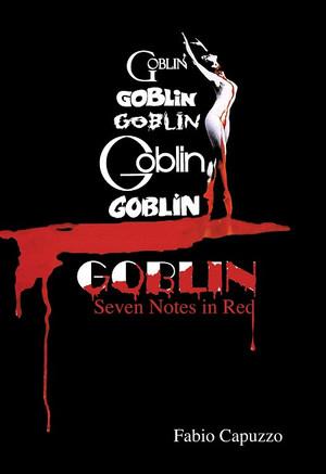 GOBLIN: Goblin Seven Notes In Red Hardback