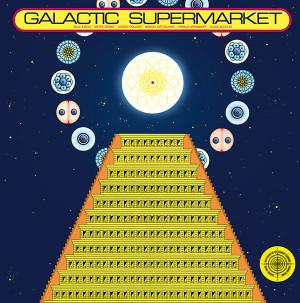 THE COSMIC JOKERS: Galactic Supermarket LP