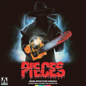 V/A: Pieces Original Motion Picture Soundtrack: Limited Edition Clear Vinyl LP