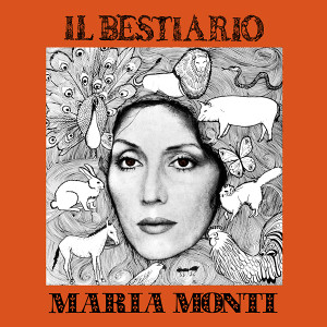 MARIA MONTI: Il Bestiario LP