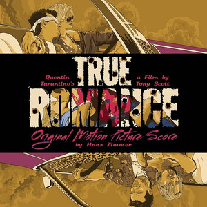HANS ZIMMER: True Romance (Original Motion Picture Score) lp+7""
