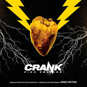 MIKE PATTON: Crank: High Voltage Original Motion Picture Score 2LP