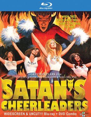 Satan's Cheerleaders Blu-ray + DVD