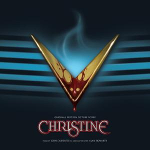 JOHN CARPENTER: Christine (Soundtrack) LP