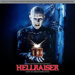 CHRISTOPHER YOUNG: Hellraiser (30th Anniversary Edition Original Soundtrack) LP
