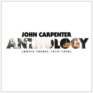 JOHN CARPENTER:  Anthology: Movie Themes 1974-1998 CD