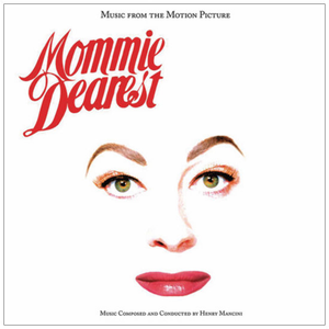 HARRY MANCINI: Mommie Dearest: Music from the Motion Picture LP