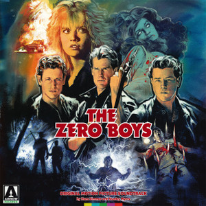 HANS ZIMMER AND STANLEY MYERS: The Zero Boys (Original Soundtrack) LP