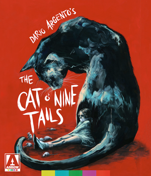 The Cat O' Nine Tails Blu-ray + DVD Limited Edition