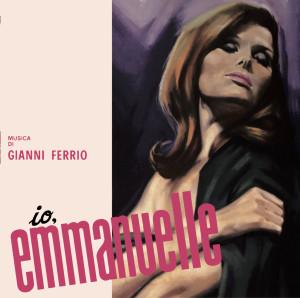 GIANNI FERRIO: Io, Emmanuelle  LP