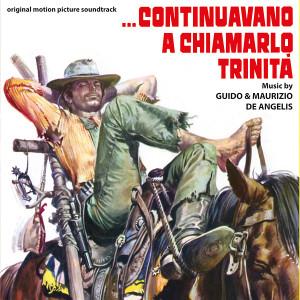 GUIDO & MAURIZIO DE ANGELIS: Continuavano A Chiamarlo Trinita LP+CD