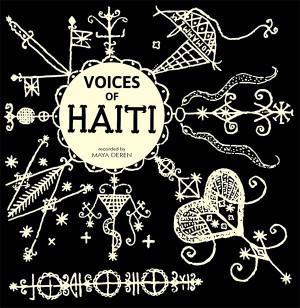MAYA DEREN: Voices Of Haiti LP