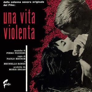 PIERO PICCIONI: Una Vita Violenta (OST) LP