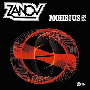 "ZANOV: Moebius 256 301 LP+7"""