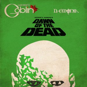 CLAUDIO SIMONETTI'S GOBLIN: Dawn Of The Dead Soundtrack 40th Anniversary Edition 2CD