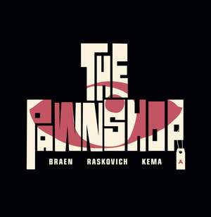 BREAN / RASKOVICH / KEMA: The Pawnshop (Black Cover) EP 12""