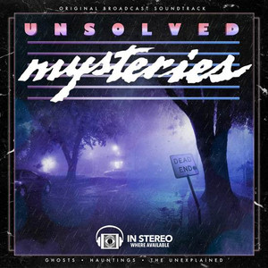 GARY MALKIN: Unsolved Mysteries: Ghosts / Hauntings / The Unexplained LP