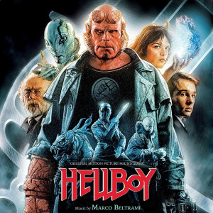 MARCO BELTRAMI: Hellboy (Original Soundtrack) LP