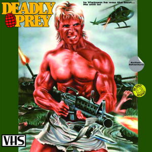 TIM HEINTZ, TIM JAMES, STEVE MCCLINTOCK: Deadly Prey OST LP