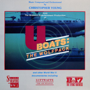 CHRISTOPHER YOUNG: U-boats: The Wolfpack And Other Documentaries LP