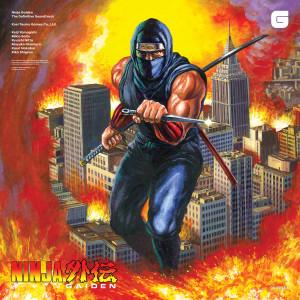 V/A: Ninja Gaiden The Definitive Soundtrack Vol. 1 + 2 4LP Boxset