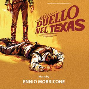 ENNIO MORRICONE: Duello Nel Texas LP