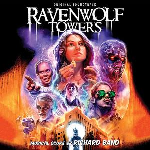 RICHARD BAND: Ravenwolf Towers (Original Soundtrack) CD