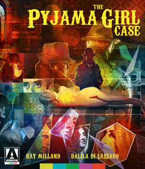 The Pyjama Girl Case Blu-Ray