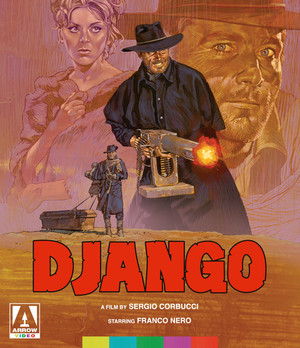 Django + Texas Adios Limited Edition Blu-ray