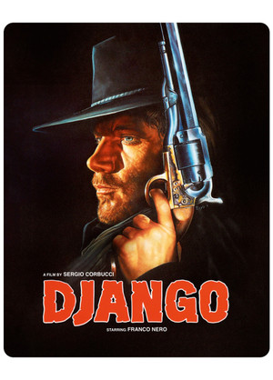 Django Limited Edition Blu-ray Steelbook