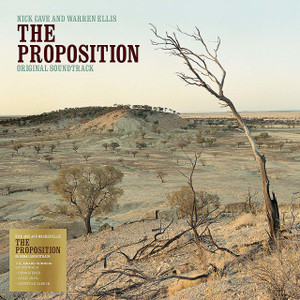 NICK CAVE & WARREN ELLIS: The Proposition (Original Soundtrack) LP