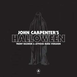 """TRENT REZNOR AND ATTICUS ROSS: Halloween Theme (Remix) (Orange) 12"""""""